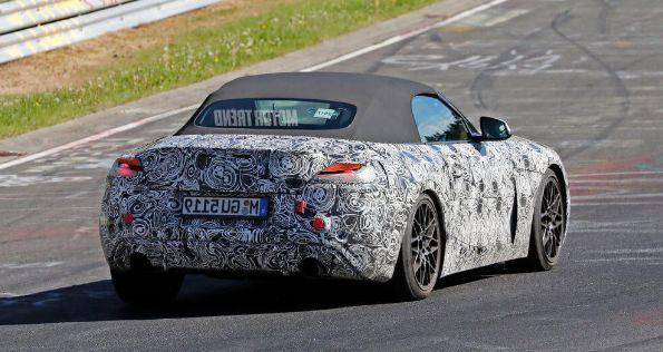 2019 BMW Z4 Exterior