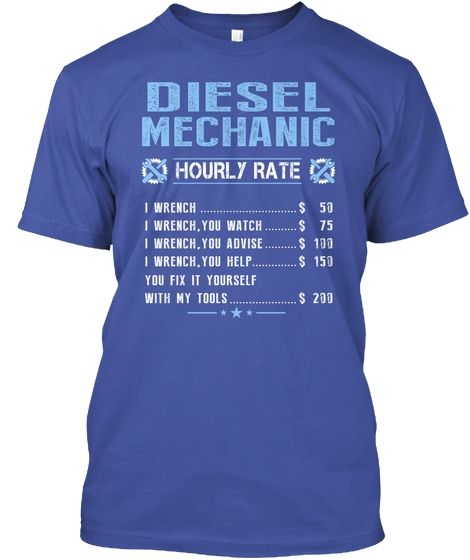 c3e3f24a diesel mechanic shirts for men funny hourly rate T-shirt Hoodie Gift Mugs mechanic  shirt