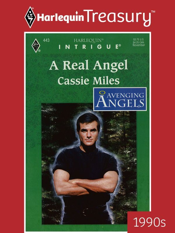 A Real Angel (Avenging Angels): Cassie Miles: 9780373224432: Amazon.com: Books
