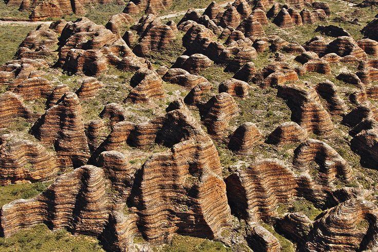 Bungle Bungles, Western Australia. | 19 Surreal Places In Australia To Visit Before You Die