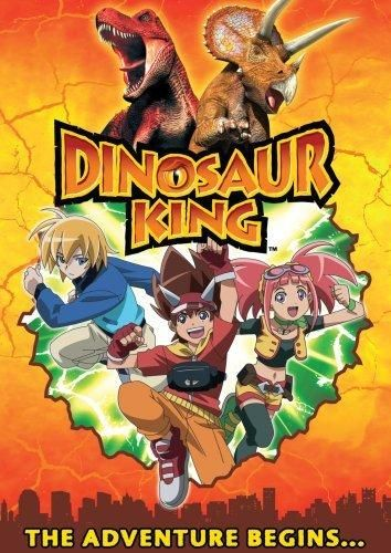 Dinosaurs TV Show | ... Kodai Ôja Kyôryû King D-Kids Adventure (Dinosaur King) (TV Series