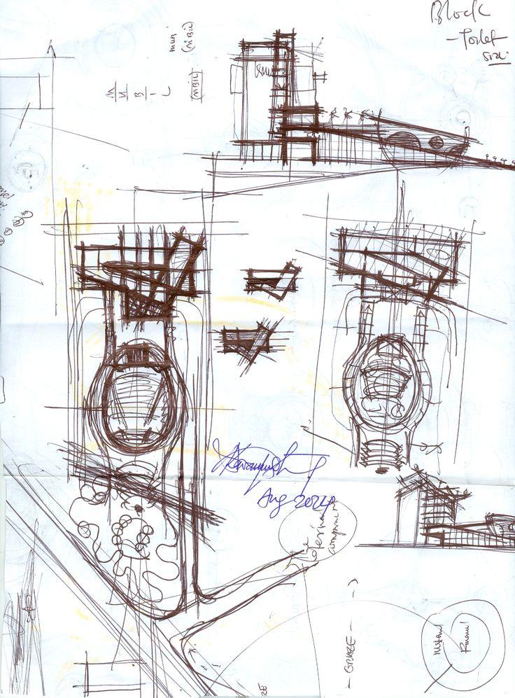 #ourdailysketch by Kwame Anim Gyarteng, AGIA
