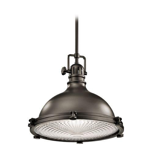 kichler lighting hatteras bay olde bronze pendant light