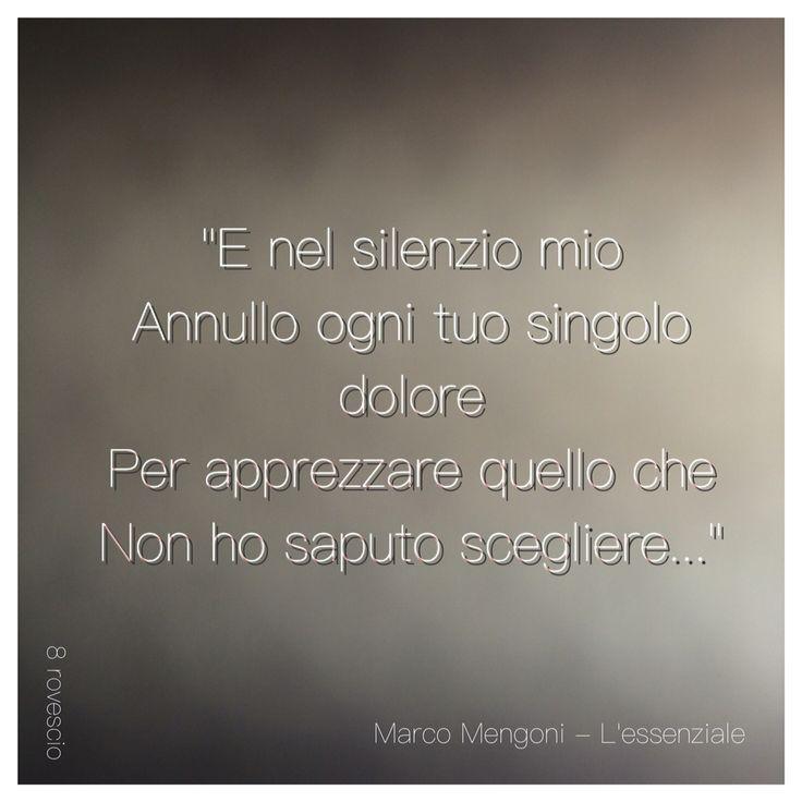 #MarcoMengoni #essenziale  #ok #parole #frasi #aforismi #citazioni #poesia #massime #pensieri #riflessioni #canzoni