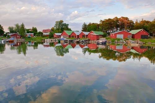 Kaunissaari, Pyhtää ('The Beautiful Island'), Gulf of Finland