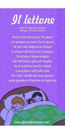 Poesia il lettone