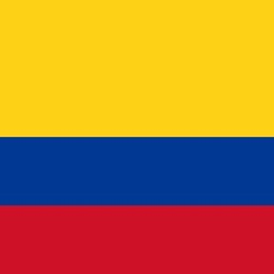 Columbia Flag Sticker