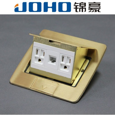 In Floor Outlet   Side Table Lamps Without Extension Cords Part 67