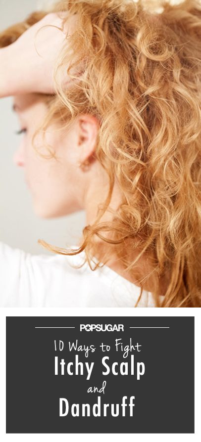 Did you know that exfoliating your scalp could cure dandruff?