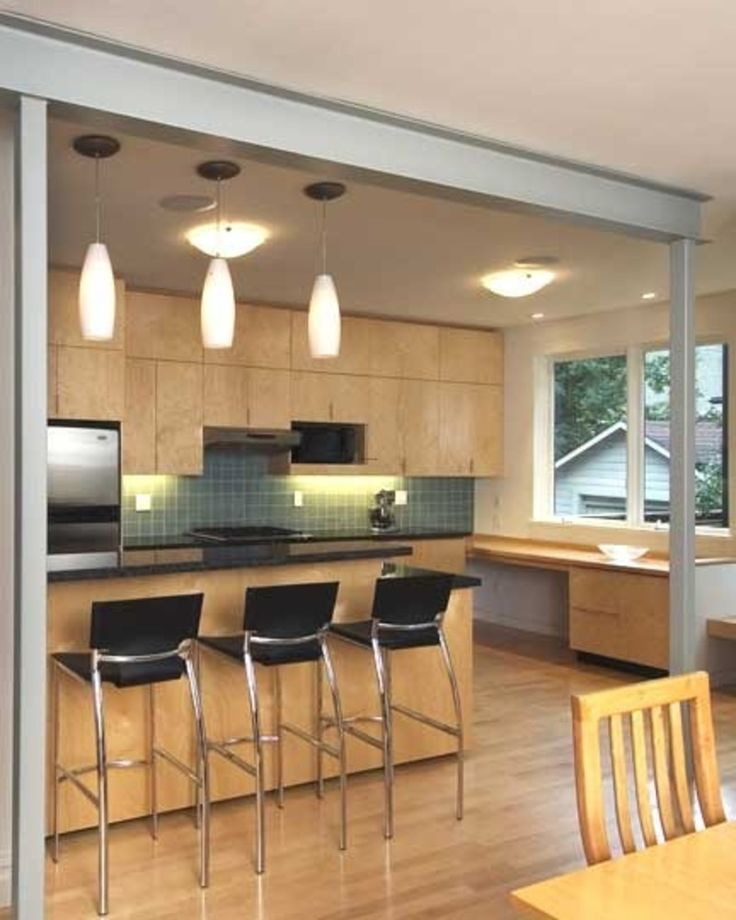 U Shaped Kitchen Open To Dining Room: 64 Best Kitchen Images On Pinterest