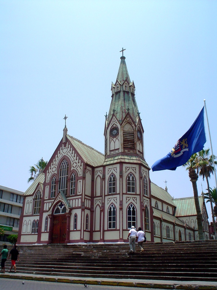 San Marcos Cathedral, Arica