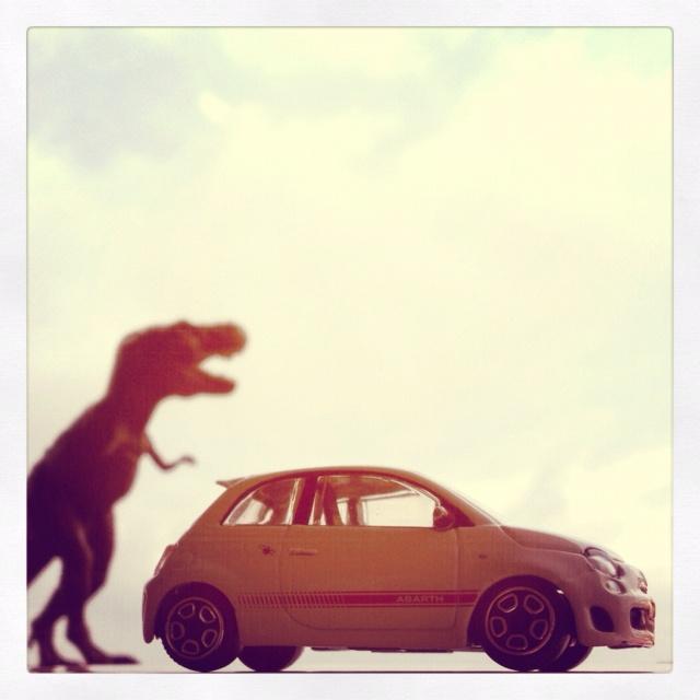 Abarth Rex... T-