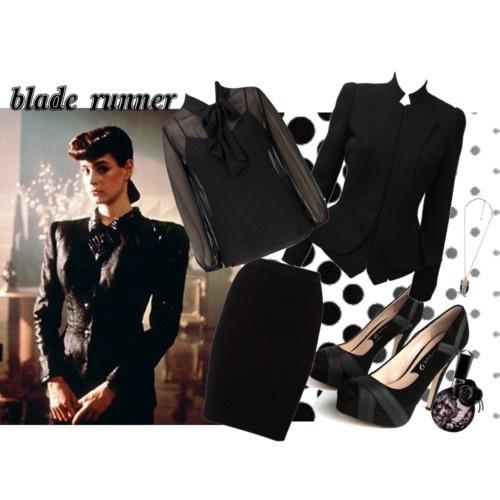 Rachael- Blade Runner