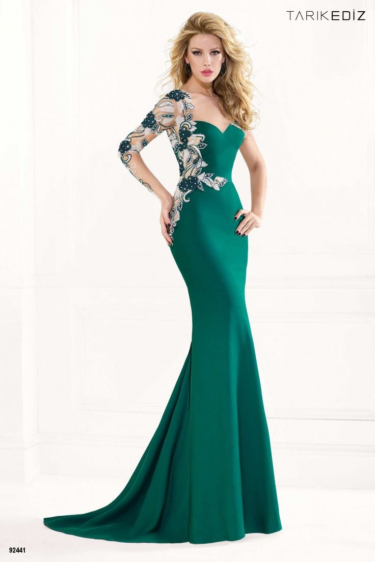 240 best Tarik Ediz / 2014 images on Pinterest | Party wear dresses ...