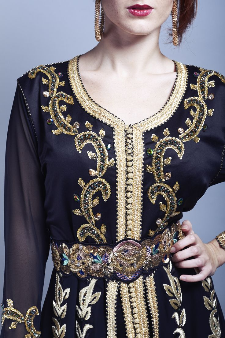 Top 2110 ideas about moroccan caftan on pinterest for Caftan avec satin de chaise