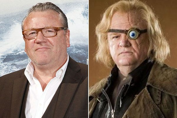 Ray Winstone as Alastor 'Mad-Eye' Moody : Actors You Didn't Know Almost Starred in Harry Potter