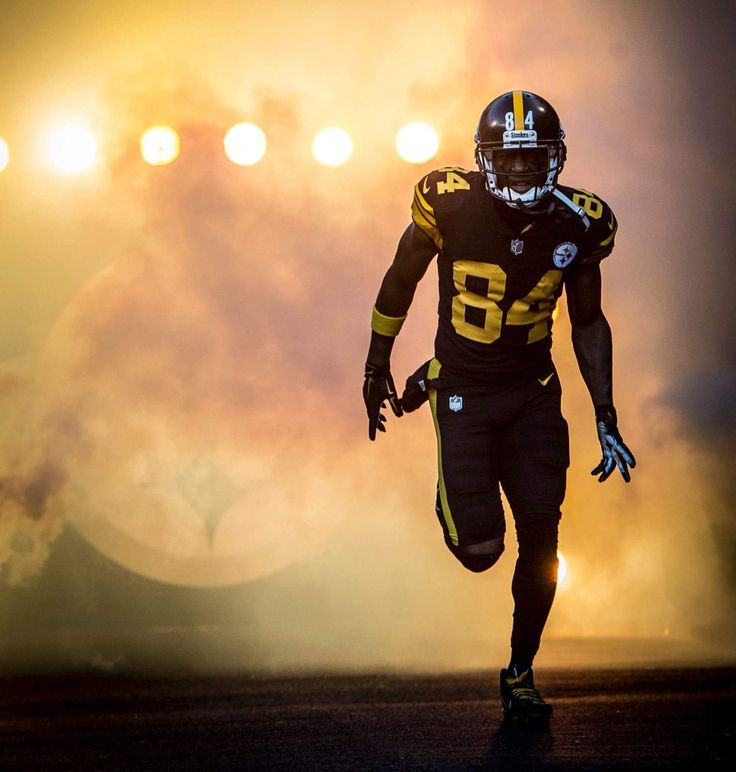 Antonio Brown tied Marvin Harrison (1999-2002) for the most consecutive 100-catch seasons in NFL history with four.
