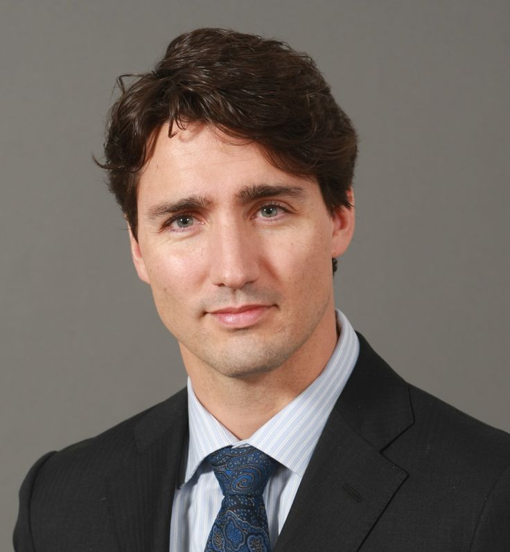 Just noticed that JustinTrudeau (Leader of the Liberal Party of Canada) is kind…
