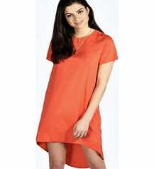 boohoo Donna Woven Drape Back Shift Dress - tomato No off- duty wardrobe is complete without a casual day dress. Basic bodycon dresses are always a winner and casual cami dresses a key piece for pairing with a polo neck , giving you that effortless ev http://www.comparestoreprices.co.uk/dresses/boohoo-donna-woven-drape-back-shift-dress--tomato.asp