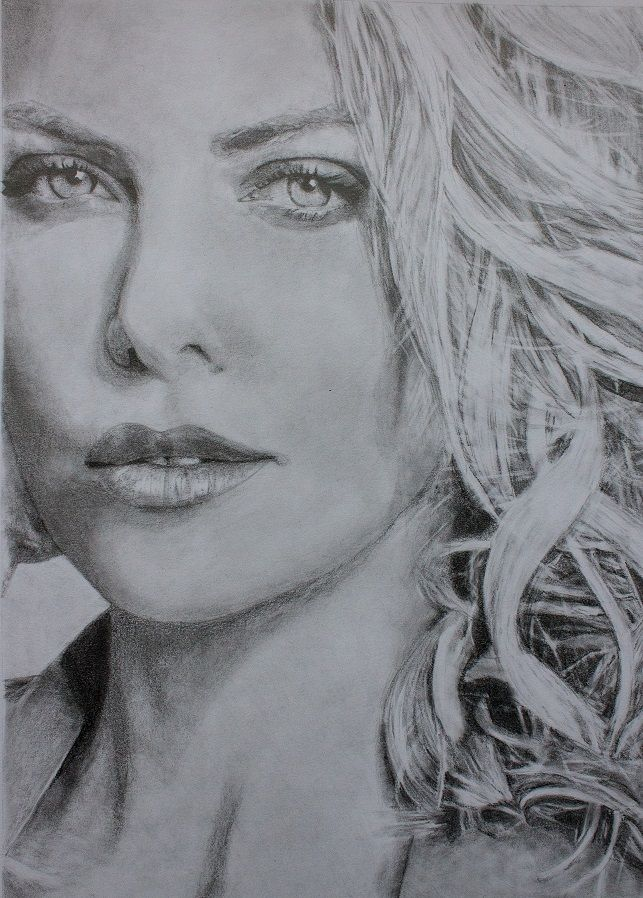 33. Charlize Theron