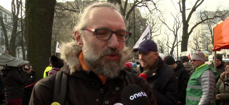 Mateusz Kijowski: prokurator z czasów PRL próbuje urządzać nam niedemokratyczne porządki w kraju