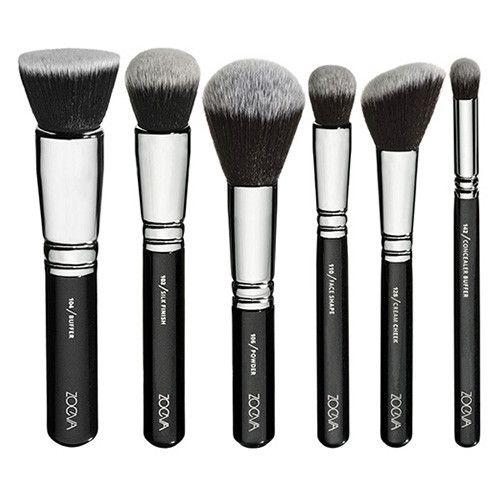 Vegan Face Brush Set