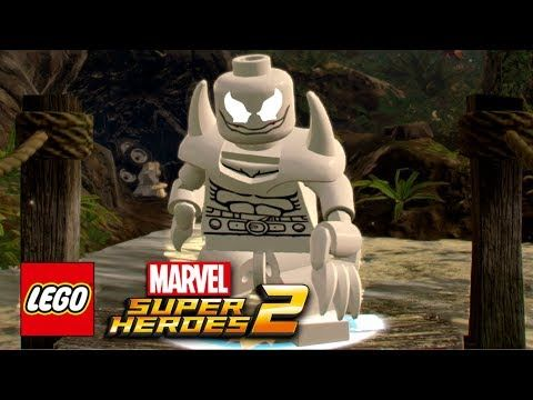 Lego Marvel Super Heroes 2 How To Make Anti Venom Youtube Lego Marvel Super Heroes Marvel Superheroes Lego Marvel