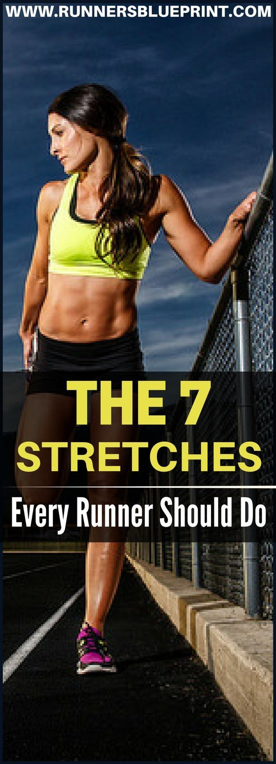 To err on the right side, it's always safer to stretch after a run—when your muscles are warmed and loose. Hold each position for 30-second to one full minute on each side and breathe deeply to release any tension. Just don't overstretch it since doing too much will force your muscles to fight back, leading to injury. http://www.runnersblueprint.com/stretches_every_runner_should-do/