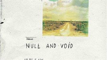 Pascal Humbert Null and Void