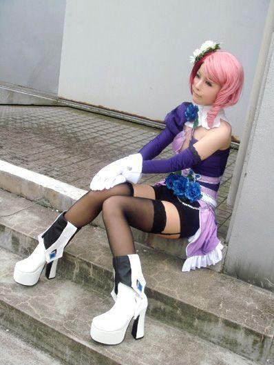 alisa tekken cosplay - photo #1