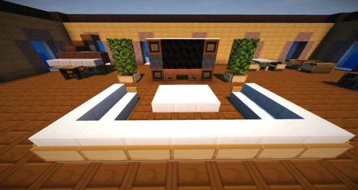 20 living room ideas designed in minecraft ᐅ