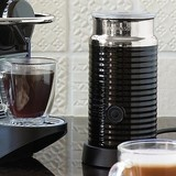 Hot or Cold Milk Frother - contemporary - small kitchen appliances - - by nespresso-us.com