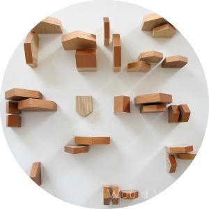 Små huse med kobbertag - Little wooden houses with copper