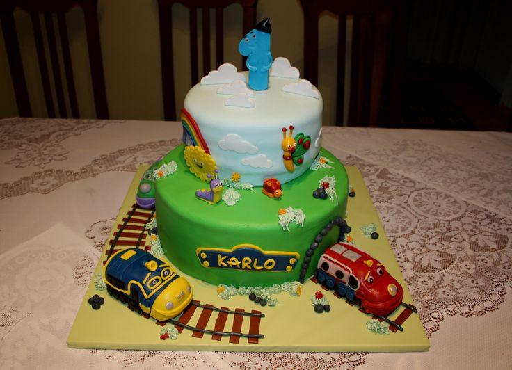 Torta za 1.rodjendan