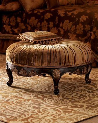 33 best Ottomans images on Pinterest | Ottomans, Living room and ...