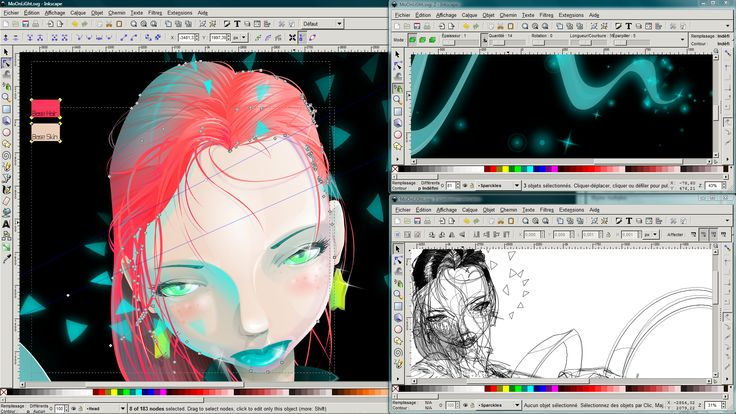 Free Vector Graphics Coreldraw And Open Source On Pinterest