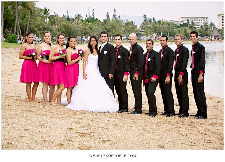 Mariage à Noumea en Nouvelle-Calédonie | Wedding & Portrait Photographer Lyon France | Burgundy, Morocco, Nouméa, New Zealand | Tel: +33 (0)9 51 82 92 05
