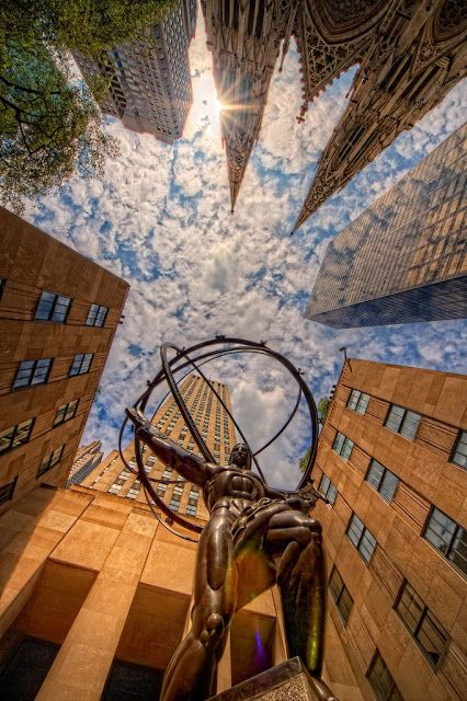 Amazing Snaps: New York, NY - Rockefeller Center | See more