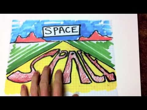 7 Elements And Principles Of Art : Art design lesson elements principles of youtube