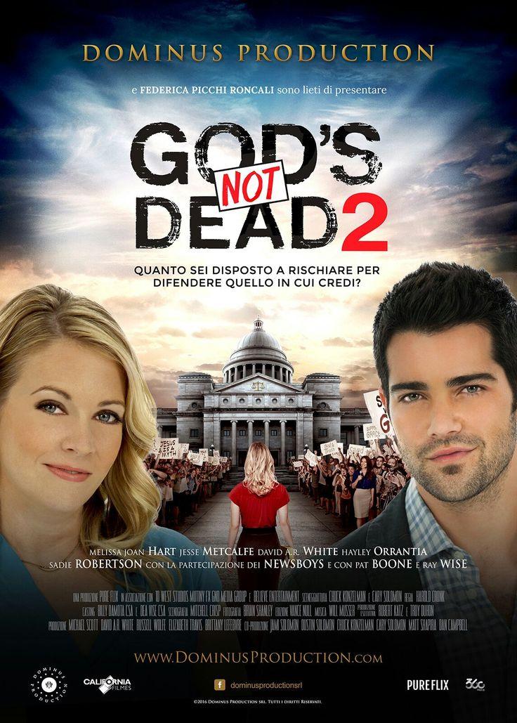 Raccontiamo con il cuore God' s not dead 2. Una persona per me speciale ci racconta questo bellissimo film. Vi invito a leggerlo...molto molto toccante!