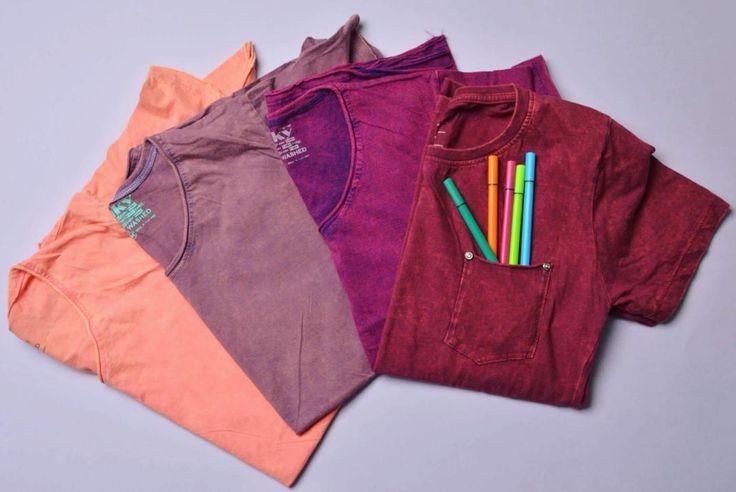 #tshirts #school #backtoschool #colorful #formen #stonewashed #cotton #budapest…
