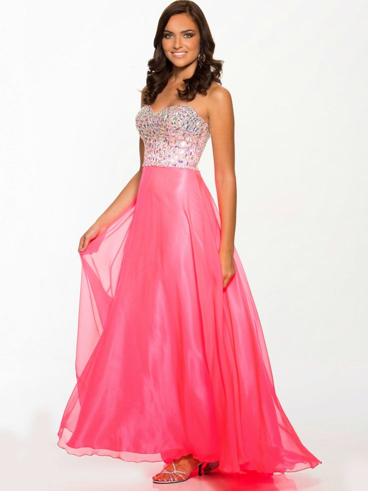 59 best Prom images on Pinterest | Gown, Ball gown and Party wear ...