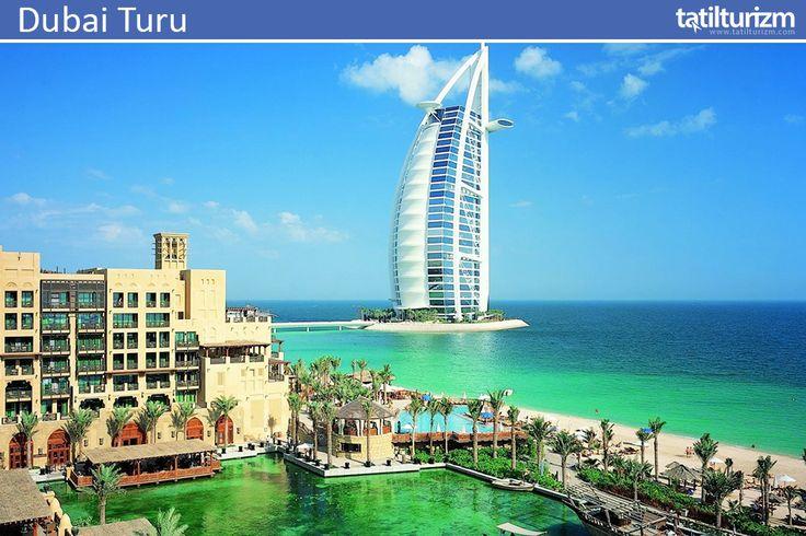 Fly Dubai ile gidiş-dönüş uçak bileti, panoramik tur, Türkçe tur liderliği,  alan-otel-alan transferleri dahil 3 gece Dubai turu fırsatını kaçırmayın.