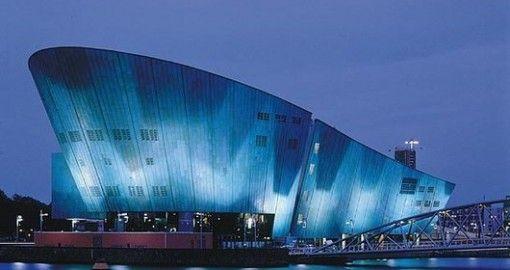 Science Centre NEMO Amsterdam