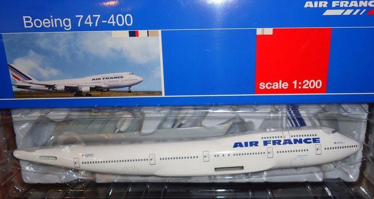 Hogan    1:200 -    747-400  Air France Airlines -    1691 #hogan #hogan