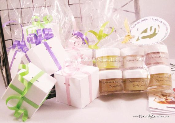 Wedding Shower Gift Cost : Shower FavorsHome Spa Party Favors Gift PackageWedding Bridal ...