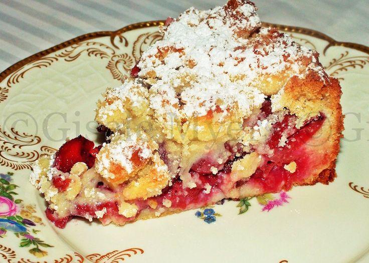Authentic german crumb cake recipe