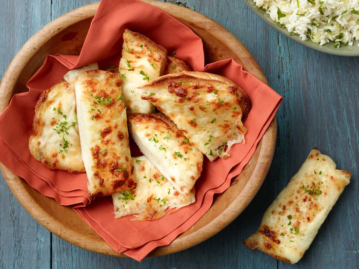 Garlic Cheese Bread Sticks Recipe : Ree Drummond : Food Network - FoodNetwork.com