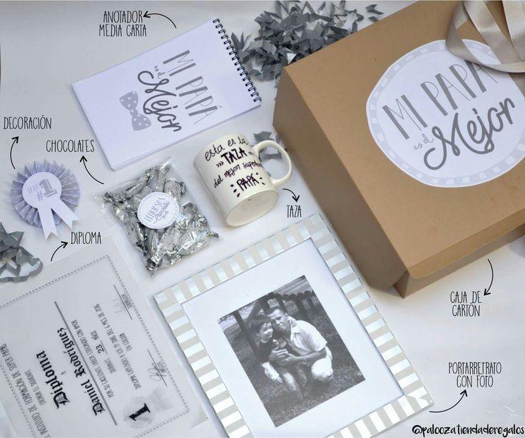 Día del padre / Silver kit / fathers day idea / gift idea / regalos / mug