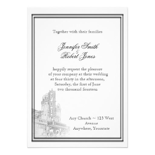 Wedding Invitations Atlanta is the best ideas you have to choose for invitation example